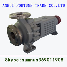 Corrosive Liquid Pump /stainless steel Centrifugal Pump/ Strong Acid Transfer Pump IH100-65-250
