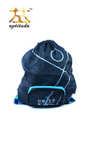 Lifestyle climbing Club Polyester Mesh Drawstring Backpack
