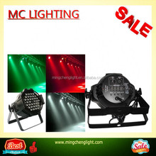 36x3w led par 64 dj disco lighting portable led par light home party disco lighting