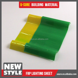 construction material clear plastic roof tiles suppliers frp sheet