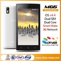 Alibaba Spain 5'' MTK6572 WCDMA 3G WIFI Android Handphone