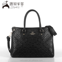 Hot selling women tote bag with custom logo women bags 2015 bags woman