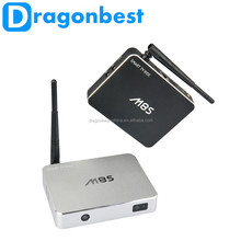 2015 New Amlogic S812 2.0Ghz H.265 4K Bt 4.0 Ap6330 Android 4.4 Quad Core Tv Box Android Internet Tv Receiver Box M8S 2G/16G