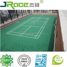 ITF certificate Tennis Court (ACRYLIC acid material )