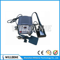 High Frequency Lead-free Soldering Station, 90W Power Consumption Equal to Quick 203H soldering station