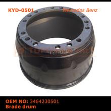 Disco de freno automático de los rotores de disco& frenos de tambor