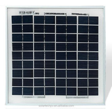 5W POLYCRYSTALLINE SOLAR PANEL FOR SOLAR POWER SYSTEM FOR GLOBAL MARKETS