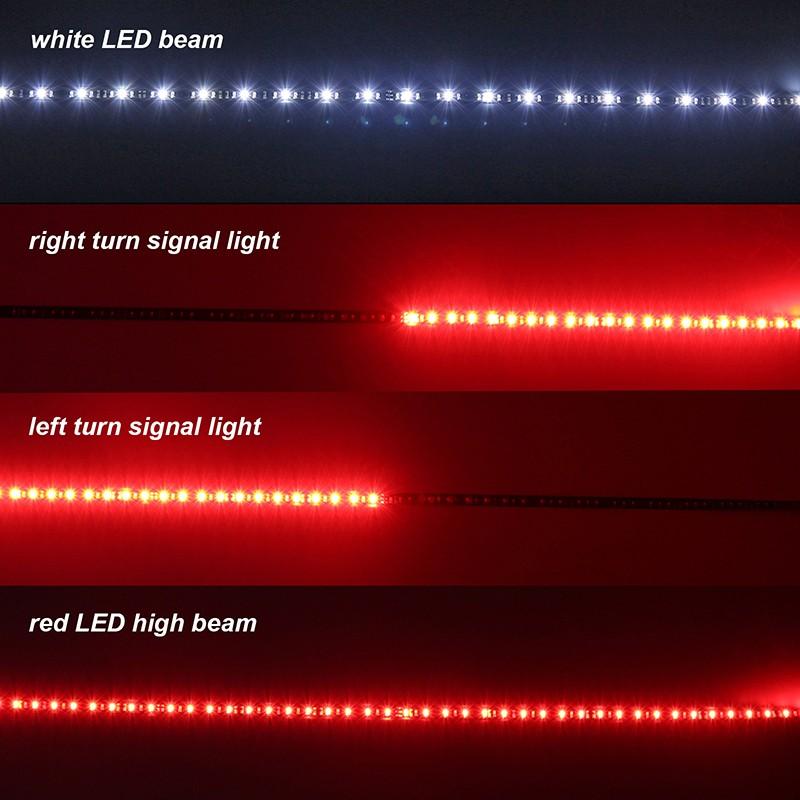 22W-49-Flexible-LED-Car-Truck-Tailgate-Light-Bar-Red-and-White-12V-72LED-Running-Brake (4)