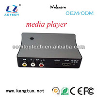 widely used 1080p full hd media player recorder from Shenzhen Aotech
