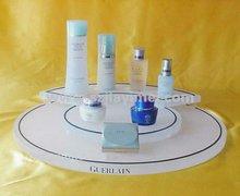 2012 new fashion acrylic cosmetic display stand