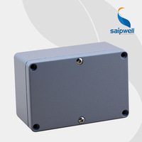 High quality Waterproof Aluminium Enclosure box SP-AG-FA2 120X80X55mm