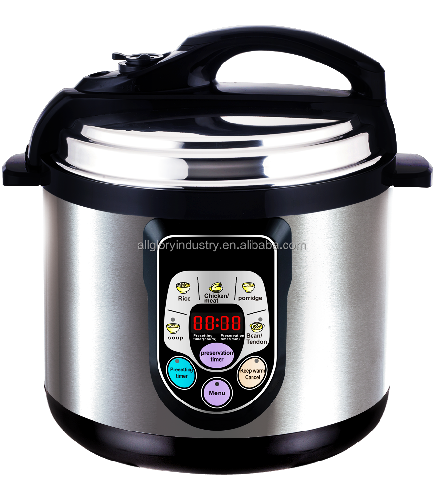 New Electric Pressure Cookers ~ New design industrial pressure cooker commercial
