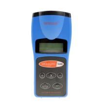 18 m mini distancia óptica digital electrónico de medición de distancias por láser instrumento