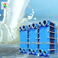 replace alfa laval M10 milk heat exchanger