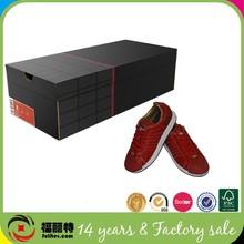 custom printed cardboard basketball shoe box wholesale
