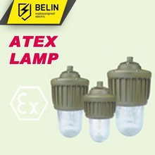 explosion proof mh hps atex approved light