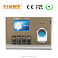TIMMY fingerprint time attendance system attendance recorder without software with professional technical support (OP2000)