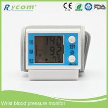 Multi-Function Upper Wrist Watch Blood Pressure Monitor Portable Blood Pressure Monitor Manufacturers