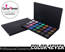 Multi Colors Professional Makeup Cosmetics 28 Colors Eyeshadow Palette powder label design
