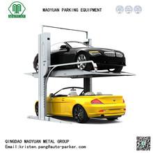 double post smart automatic garage, auto vertical garage parking lift