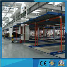 CE guarantee high two levels quality puzzle car parking system/parking equipment for sale