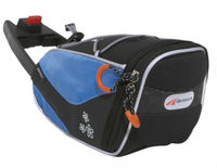 600D bicycle rear rack bag