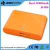 13200mAh Portable Power Packs With Mobile Short Circuited Protection Charging Control