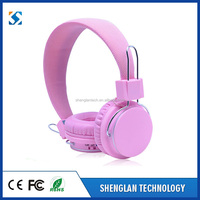 Low cost bluetooth 2ch stereo audio headset,bluetooth headset for ps4