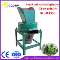 Automatic animal feed grinder and mixer