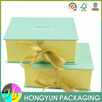 new design good quality decorative gift boxes wholesale