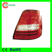NEW design!! plug and play car parts motorcycle tail light for sorento