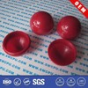 Customized decorative hollow food grade plastic balls
