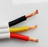 Flat Cable 3 Core Flat PVC Electric Wire 1.5mm 2.5mm cable electric