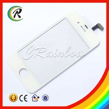 Guangzhou Supplier white digitizer for iphone 4s lcd digitizer