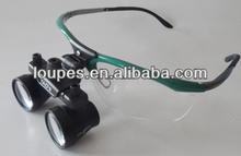 2.5x Galilean flip up Surgical Binocular Dental Loupe/magnifiers