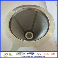 Chemex Coffee Filter Stainless Steel Conical Strainer