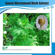 Supply Natural Artemisia annuaL. Sweet Wormwood Herb extract