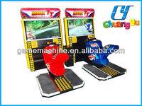 Simulator game machine 42inch Manx TT motorcycle game machine