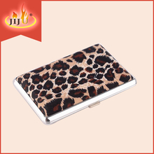 JL-023N yiwu jiju leather cigarette case wholesale