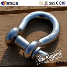 us type high quailty stainless steel bow Shackle