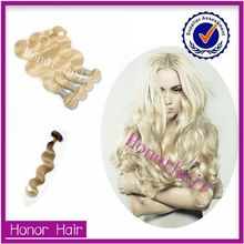 Darling shedding free brazilian human hair bundles top quality cheap wholesale hair weave