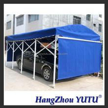 Steel Frame Car Parking Canopy TLP0119