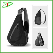 foldable cross body bag, shoulder sport sling bag