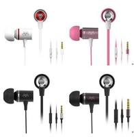Sound Intone i66 Stereo Earplug with Wire Control Button for Mobiles or Computers