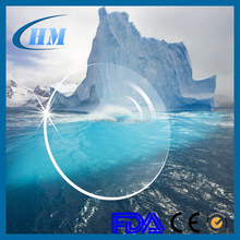 Hc hmc super hydrophobic coating and cr-39 optical lenses