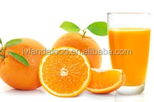 health food pear juice / orange juice -mandarin orange sacs