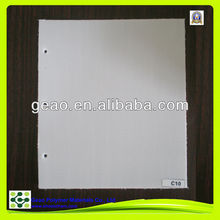 Nylon mesh hotmelt sheet for shoes toe puff in available thickness