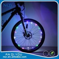 2015 latest hot sale 2m led bicycle wheel light