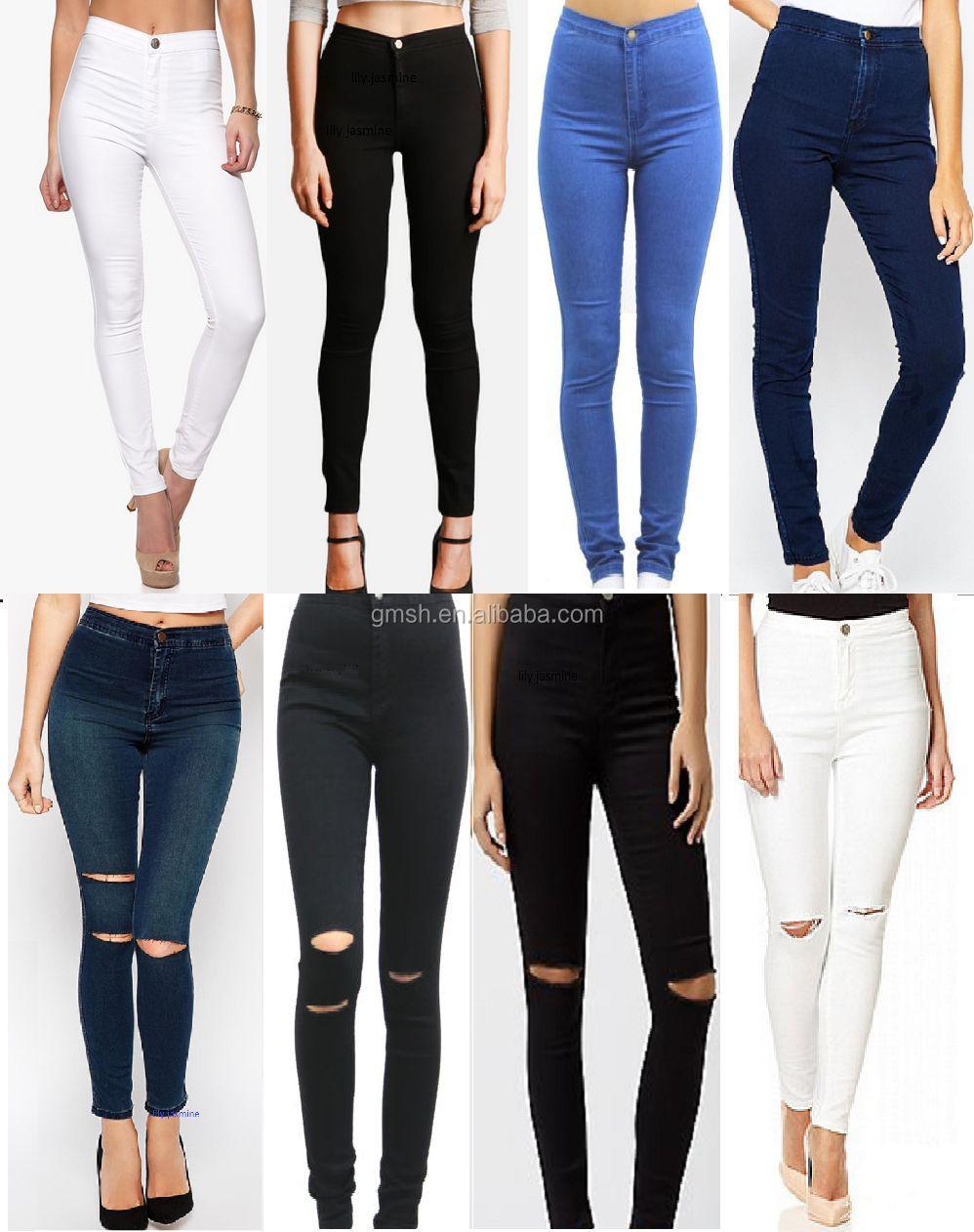 mode 2017 femme jeans. Black Bedroom Furniture Sets. Home Design Ideas