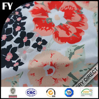 Chinese custom printed cotton fabric importers